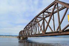 Old rusty bridge Royalty Free Stock Photo