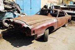 Old Rusty Car stock photos