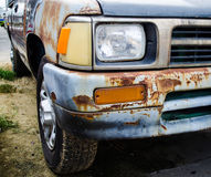 Old rusty car Stock Photography