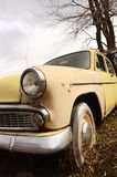 The old rusty car Royalty Free Stock Photography