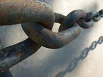 Free Old Rusty Chain Stock Photos - 5474343