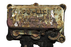 Old Rusty Closed Machinery. Stock Images