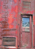 Old rusty door. Royalty Free Stock Photography