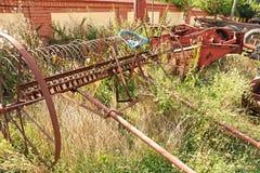 Old rusty farm Stock Photography