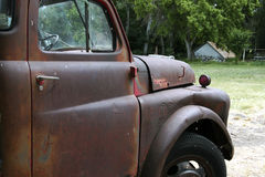 Old Rusty Farm Pickup Truck Royalty Free Stock Photography