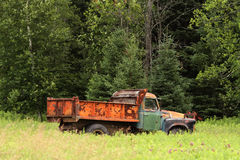 Old Rusty Farm Truck Stock Photos