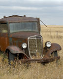 Old Rusty Grain Truck Royalty Free Stock Image