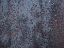 Rusty metal background texture Royalty Free Stock Image