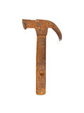 Old rusty hammer Royalty Free Stock Photo