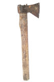 Old rusty iron axe Royalty Free Stock Photography