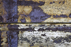 Old rusty iron background Royalty Free Stock Photos