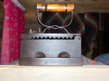 Old rusty iron Royalty Free Stock Photo