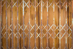Old and rusty iron door background Royalty Free Stock Photo