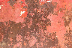 Old rusty iron metal background plate texture Royalty Free Stock Image
