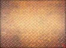 Old rusty iron sheet Royalty Free Stock Image