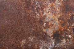 Old rusty iron. Stained background Royalty Free Stock Image