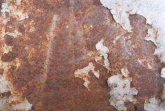 Old rusty iron. Stained background Royalty Free Stock Images