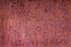 Old rusty iron wall,. Background Stock Images