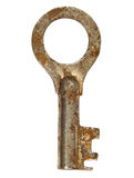 Old rusty key. Stock Image