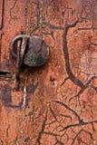 Old rusty lock Royalty Free Stock Photos