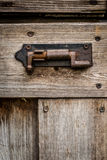 Old rusty lock Royalty Free Stock Image