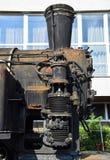 Old rusty locomotive Stock Image