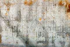 Old rusty metal background. Royalty Free Stock Image