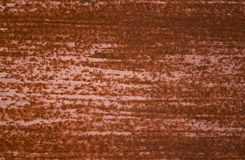 Old rusty metal background stock image