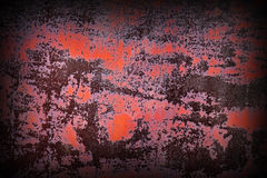 Old rusty metal background texture. Stock Photography