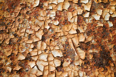 Old rusty metal background texture Royalty Free Stock Photo