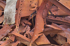 Old rusty metal Stock Photography