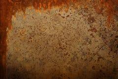 Old rusty metal sheet Stock Image