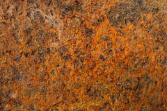 Old and rusty metal surface Royalty Free Stock Image