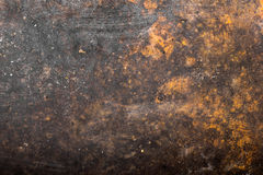 Old rusty metal surface texture Stock Photo