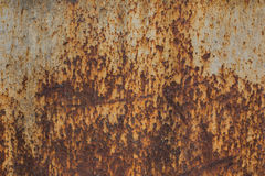 Old rusty metal. Texture of metal. Old iron background.  Stock Image