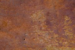 Old rusty metal texture Royalty Free Stock Image