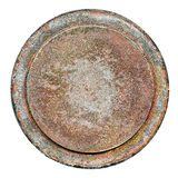 Old rusty metal texture Stock Photography