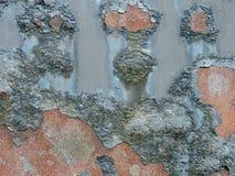 Old rusty metallic surface Stock Photos