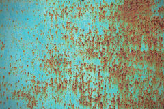 Old rusty metallic texture Stock Photos