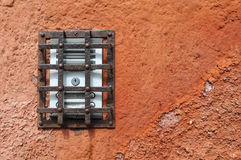 Old rusty mexican Intercom Stock Photography