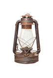 Old rusty oil lamp Royalty Free Stock Photography