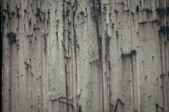 Old rusty paint crack metal plate texture background Royalty Free Stock Photos