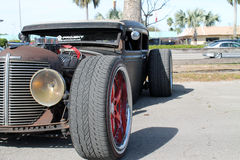 Old Rusty Rat Rod Royalty Free Stock Image