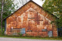 Old rusty shed Royalty Free Stock Image