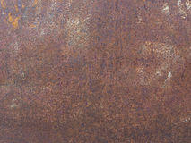 Old rusty sheet of iron background metall Stock Photography