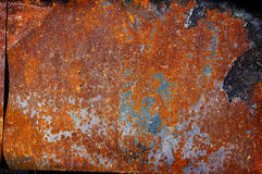 Free Old Rusty Sheet Metal, Texture Stock Photography - 33816852