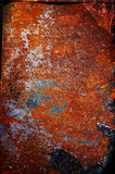 Old rusty sheet metal,  texture Stock Photography
