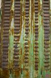 Old rusty sheet Royalty Free Stock Photography