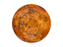 Old rusty sphere Stock Photos