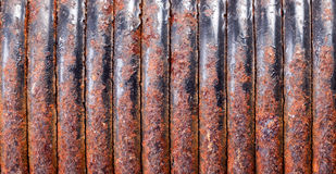 Old rusty spring Royalty Free Stock Photo